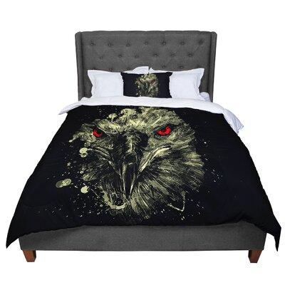 BarmalisiRTB Eagle Comforter Size: Queen