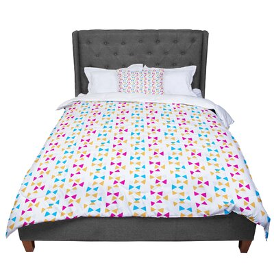 Apple Kaur Designs Lets Celebrate Comforter Size: King