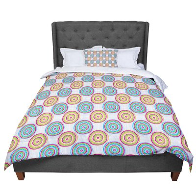 Apple Kaur Designs Bombay Dreams Comforter Size: Queen