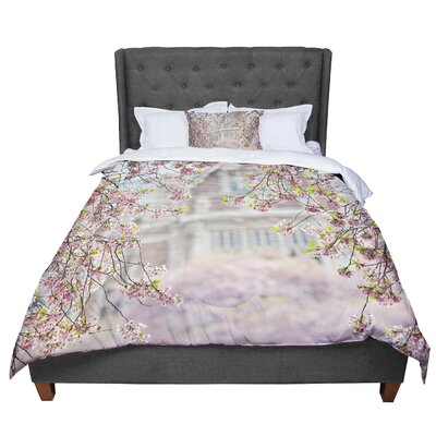 Sylvia Cook Dream Comforter Size: King