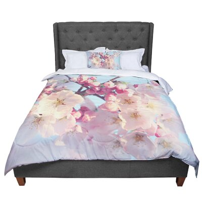 Sylvia Cook Waiting for Spring Comforter Size: Twin