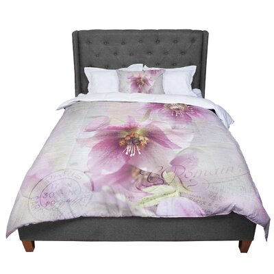 Sylvia Cook Hellabore Comforter Size: King