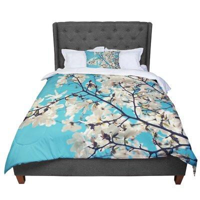 Sylvia Cook Magnolias Comforter Size: Twin