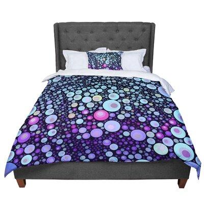 Sylvia Cook Deep Comforter Size: Queen