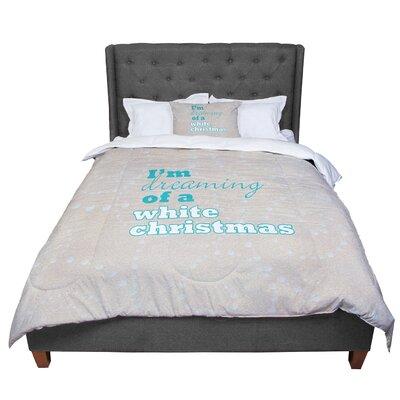Sylvia Cook Christmas Comforter Size: Twin