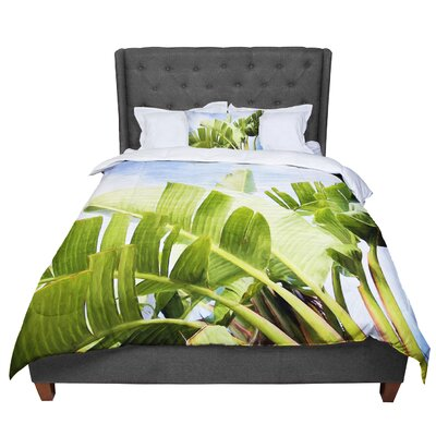 Sylvia Cook Tropical Charm Comforter Size: Twin