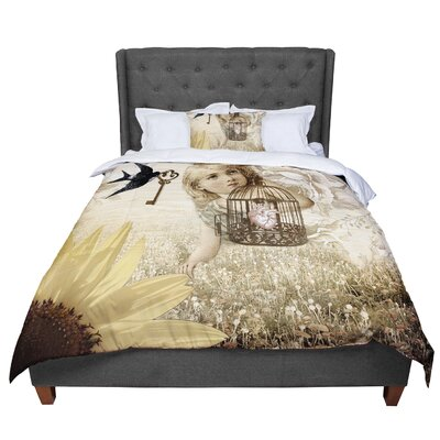Suzanne Carter Key Comforter Size: King