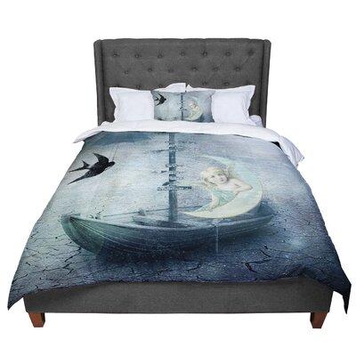 Suzanne Carter Rain Comforter Size: Queen