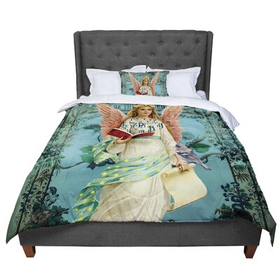 Suzanne Carter the Delivery Comforter Size: King