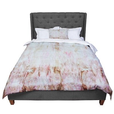 Suzanne Carter Florian Comforter Size: King