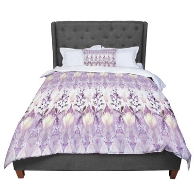 Suzanne Carter Laurel85 Comforter Size: Queen