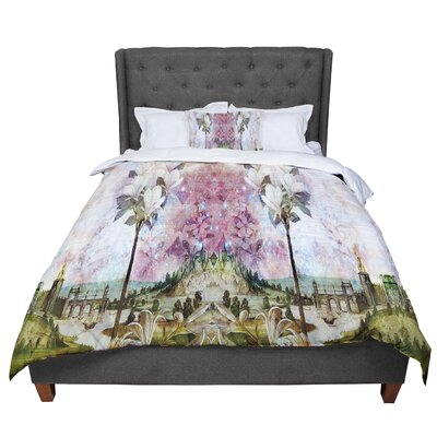 Suzanne Carter the Magnolia Trees Comforter Size: Twin