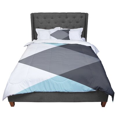 Suzanne Carter Diamonds Comforter Size: Twin