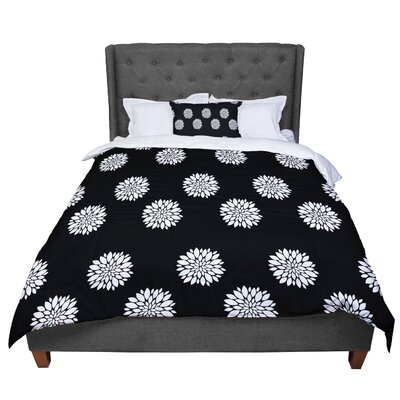 Suzanne Carter Peony Rose Comforter Size: Twin