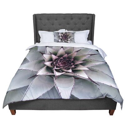 Suzanne Carter Succulent Comforter Size: Twin