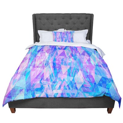 Suanne Carter Geo Prism2 Comforter Size: Twin