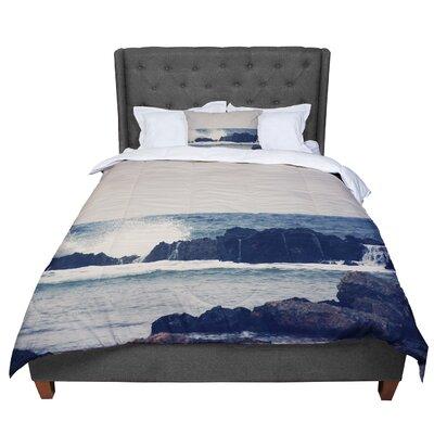 Sylvia Coomes Ocean 2 Coastal Comforter Size: Queen
