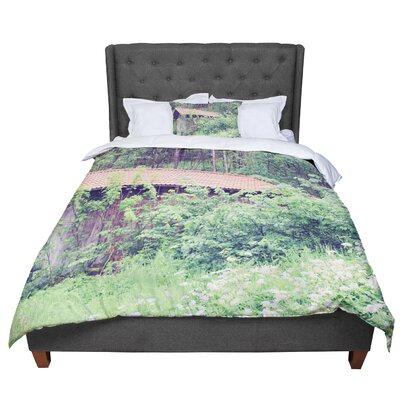 Sylvia Coomes Hidden Nature Comforter Size: King