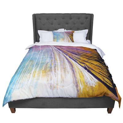 Steve Dix Sway Comforter Size: King