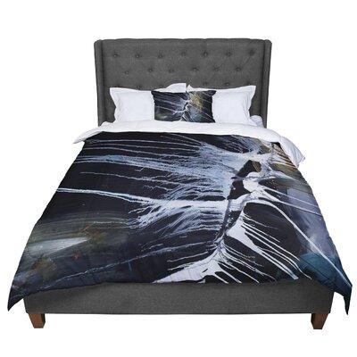 Steve Dix Bones Comforter Size: Queen