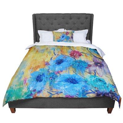 Sonal Nathwani Cosmic Love Garden Comforter Size: Twin