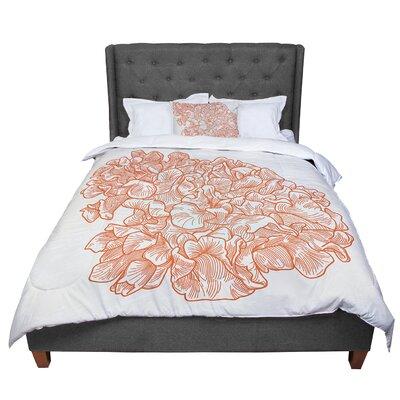 Sam Posnick Lettuce Comforter Size: Queen