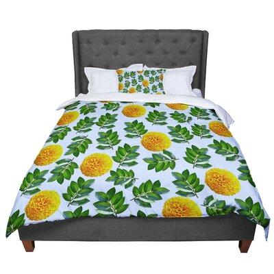 Sreetama Ray More Marigold Comforter Size: King