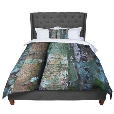 Susan Sanders into the Woods Rustic Comforter Size: Twin