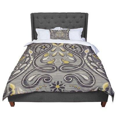Suzie Tremel Vintage Damask Comforter Size: Queen