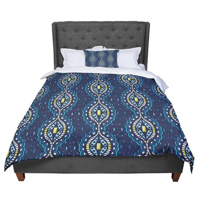 Suzie Tremel Ogee Lace Comforter Size: Twin