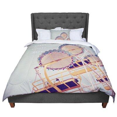Susannah Tucker Sweet Summer Days Carnival Comforter Size: Queen