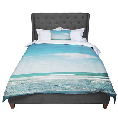 Susannah Tucker the Ocean Comforter Size: King