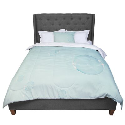 Susannah Tucker Wonder Bubble Comforter Size: King