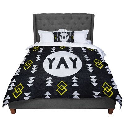 Skye Zambrana Yay Comforter Size: Queen