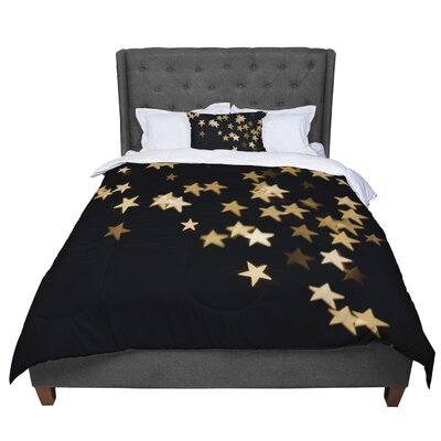 Skye Zambrana Twinkle Comforter Size: King