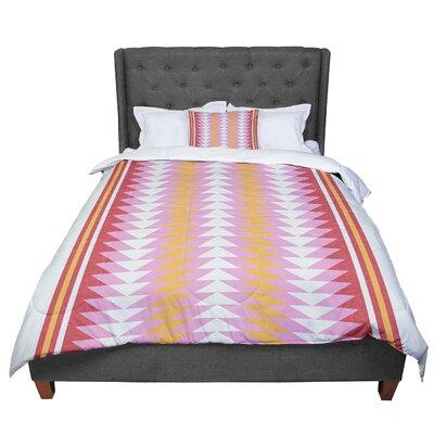Skye Zambrana Bomb Pop Comforter Size: Queen