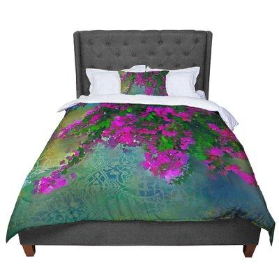 S. Seema Z Khushbu Comforter Size: King