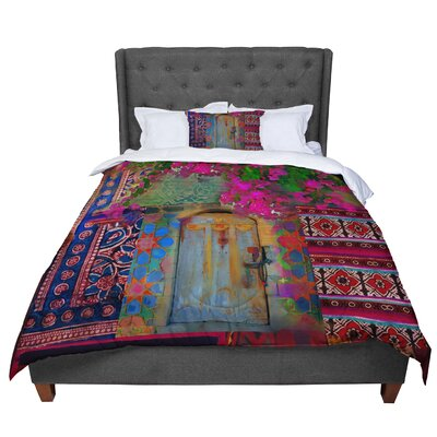 S. Seema Z Ethnic Escape Ped Comforter Size: Queen