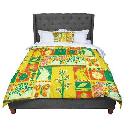 Tobe Fonseca Spring Seasonal Comforter Size: Queen