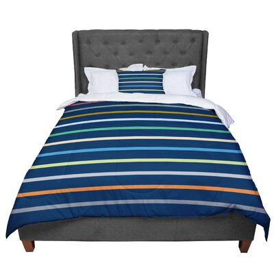 Trebam Tanak Comforter Size: Twin