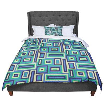 Trebam Jesen Comforter Size: King