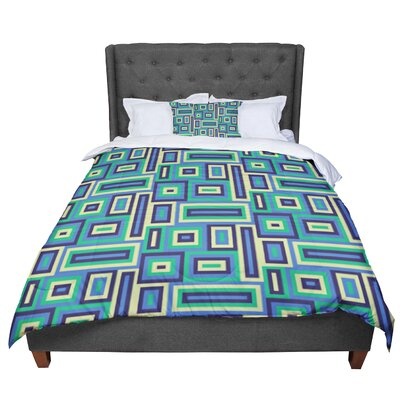 Trebam Jesen Comforter Size: Twin