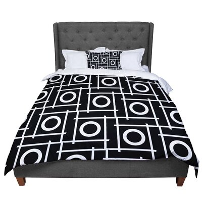 Trebam Unutra Comforter Size: King