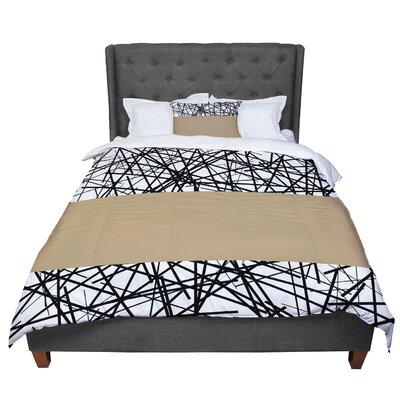 Trebam Kava Comforter Size: Twin