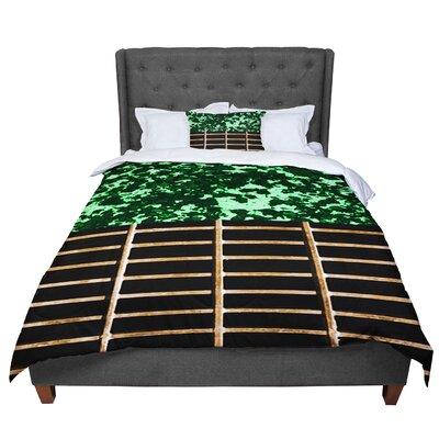 Trebam Stabla Comforter Size: Queen