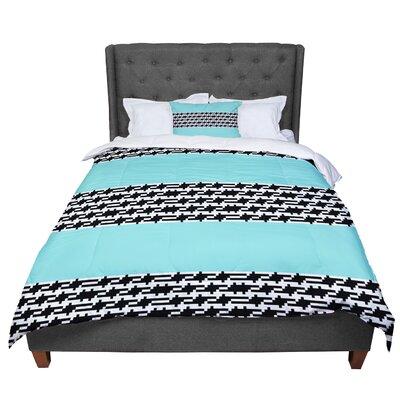 Trebam Pruga Comforter Size: Queen