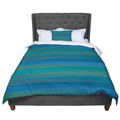 Trebam Trokuti Comforter Size: Queen
