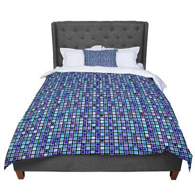 Trebam Mozaik Comforter Size: Queen