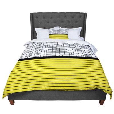 Trebam Pola Comforter Size: King