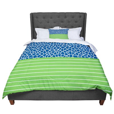Trebam Staklo Comforter Size: Twin